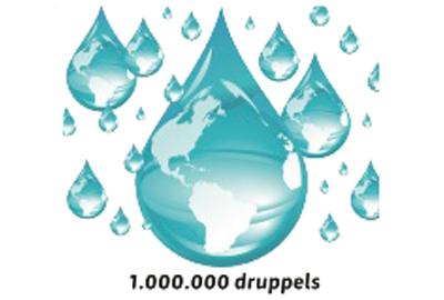 1_Miljoen_druppels