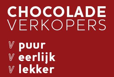 Chocoladeverkopers